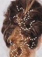 Beautiful/Lovely/Fashion/Nice/Pretty Imitation Pearls Headpiece (0425119628)