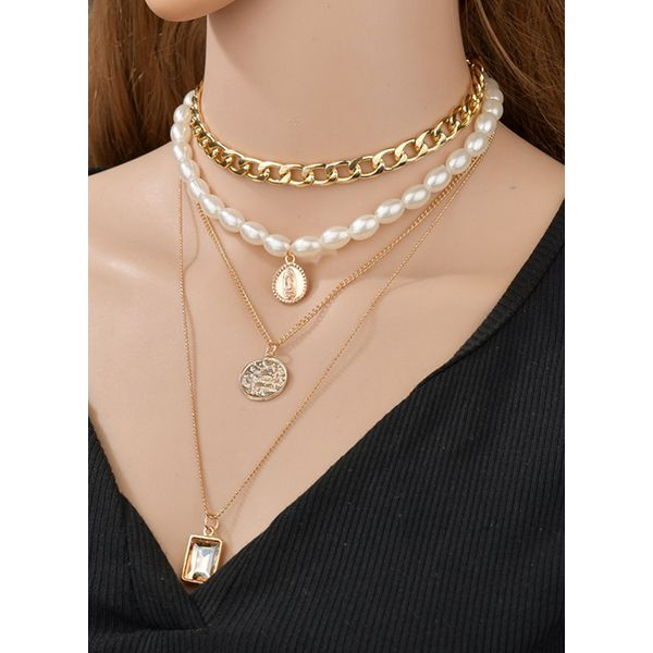 Airycloth coupon: Party Pearls Pendant Necklaces (1845550952)