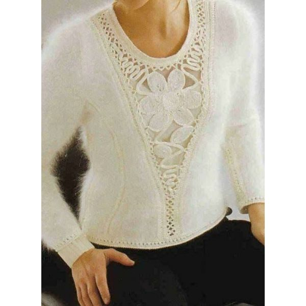 Airycloth coupon: Round Neckline Solid Casual Regular Shift Sweaters (1675438045)