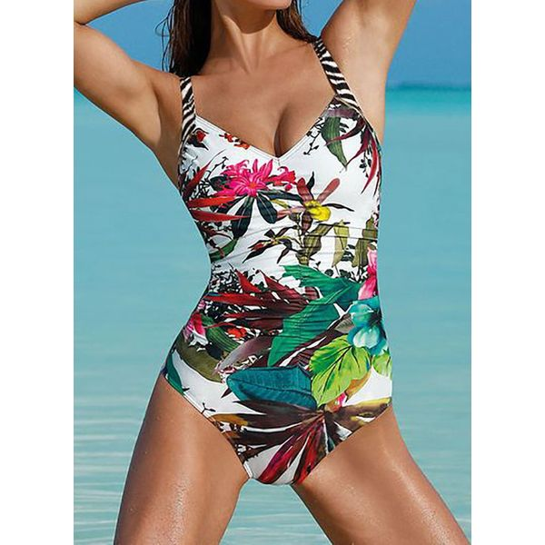 Airycloth coupon: Polyester One-piece Swimwear (30015419372)